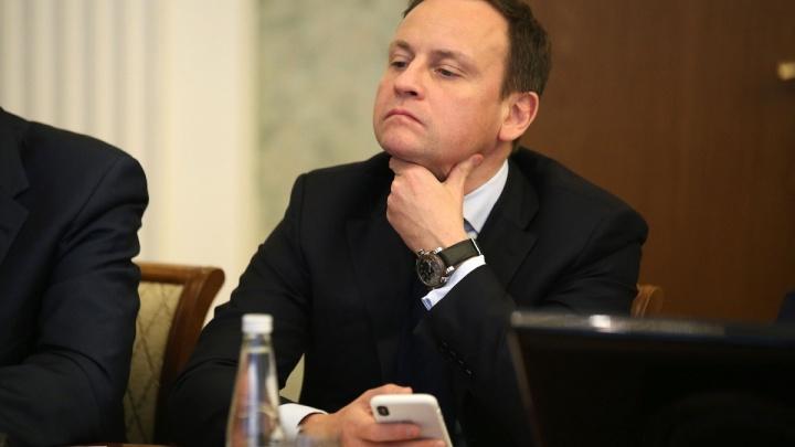 Госдума досрочно забрала у Александра Сидякина депутатский мандат