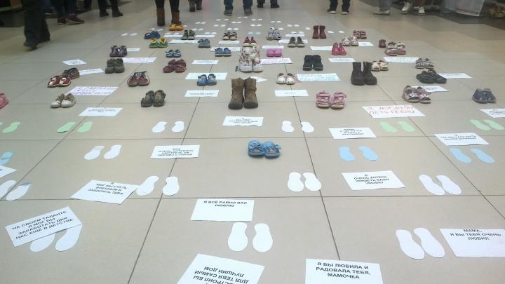 «Люди задумались о проблеме»: в Архангельске прошла акция против абортов