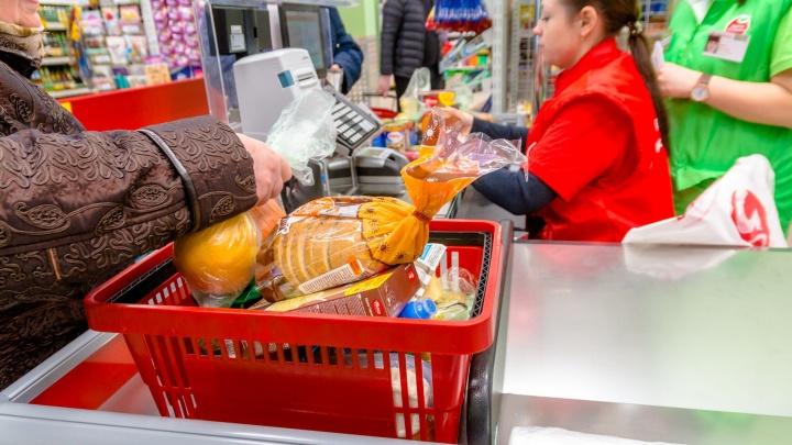 В Самаре собрали «Корзину доброты» из 7,1 тонны продуктов