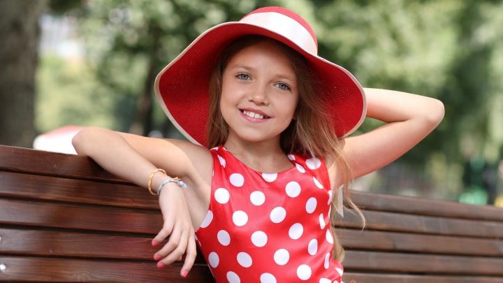 10-летняя жительница Самары поборется за звание «Маленькая мисс Россия»