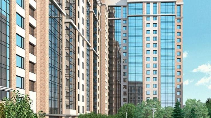 В пяти минутах от метро: на Фрунзе достраивают новый жилой комплекс в неоклассическом стиле