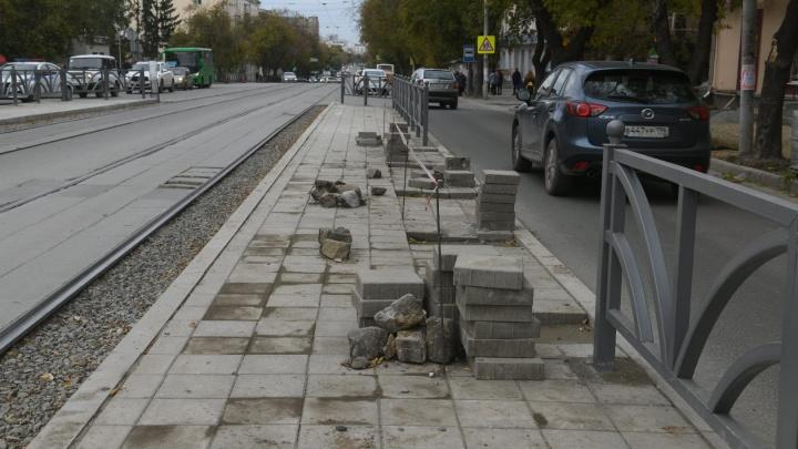 Чиновники придумали, как уменьшить пробки на 8 Марта — Фрунзе, где ремонтируют остановки
