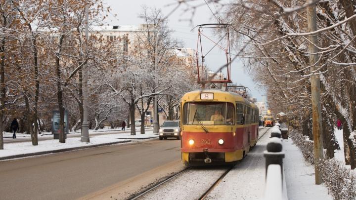 Будьте готовы: утром по проспекту Ленина перестанут ходить трамваи и автобусы