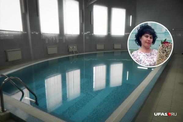 Бассейн расположен в помещении детского сада, оттуда в больницу доставили женщину