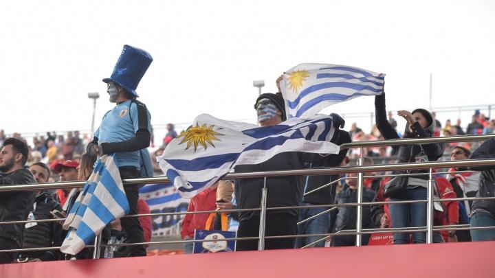 Онлайн с «Екатеринбург Арены»: Уругвай вырвал победу у Египта на последней минуте матча