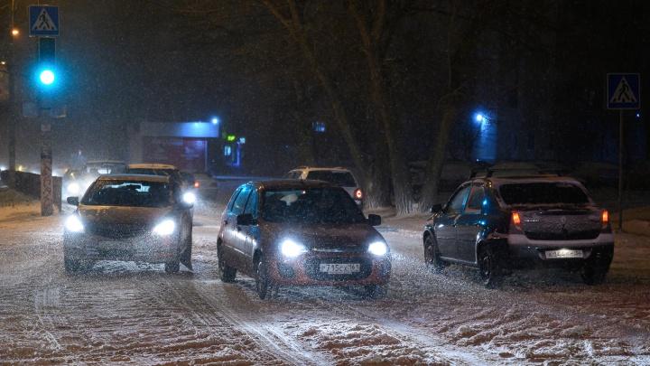 День Х настал: Волгоградская область закончит неделю метелями, шквалистым ветром и похолоданием