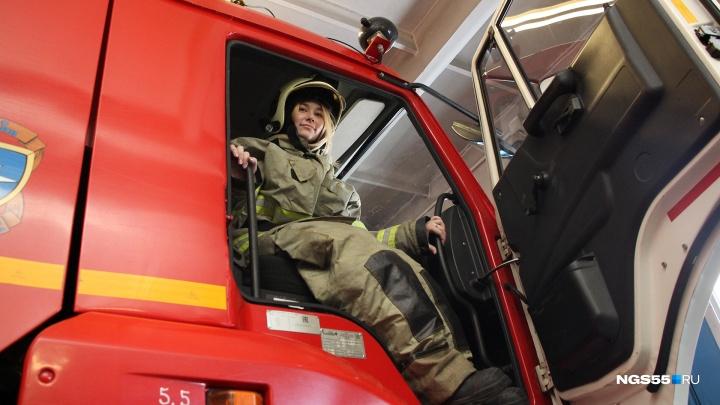 1472 градуса по Фаренгейту: как корреспондент NGS55 пыталась стать пожарным