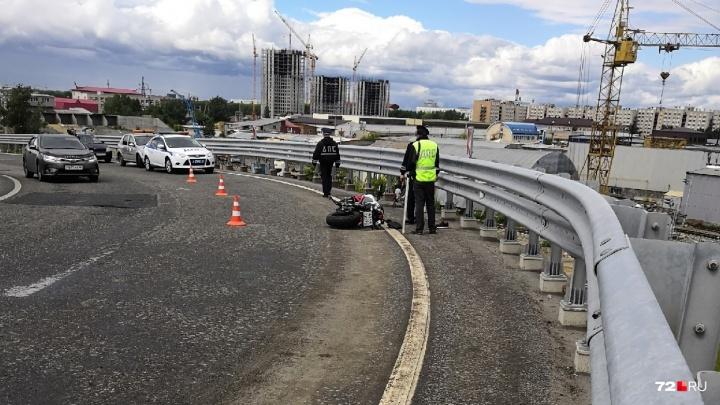 Резина на переднем колесе спортивного мотоцикла была лысой: подробности трагедии на 50 лет ВЛКСМ