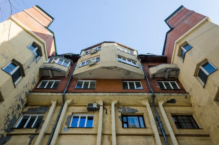250 домов Новосибирска должны отремонтировать в 2018 году