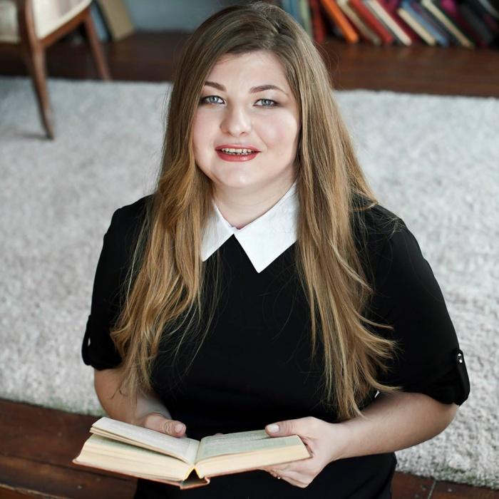 Ольга Ребковец,руководитель проекта «Тотальный диктант»
