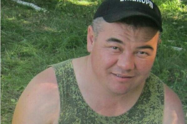 32-летний мужчина пропал три дня назад