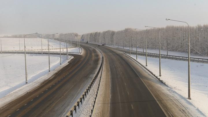 На федеральных трассах Свердловской области установили новые камеры, следящие за скоростью