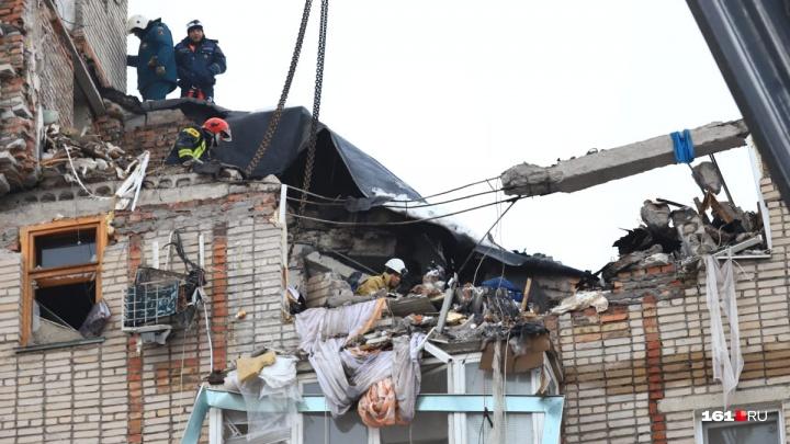 На съемные квартиры отправились 23 пострадавших от взрыва газа шахтинца