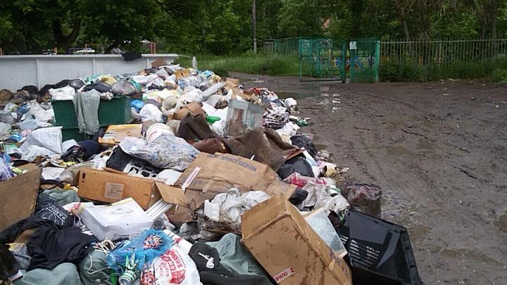 Стало известно, за какое количество мусора придется платить омичам