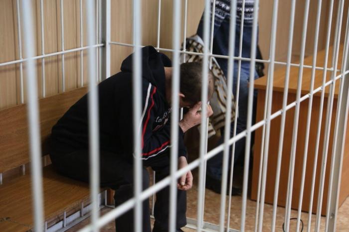 После оглашения приговора мужчину сразу же отпустили из-под стражи
