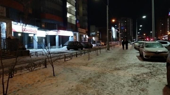 Красноярск снова занесло снегом: прогноз на выходные