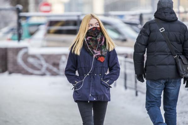 В воскресенье синоптики обещают потепление до 0 градусов