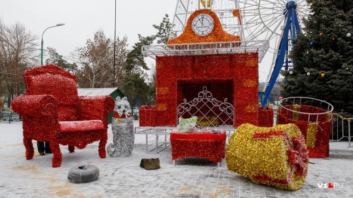 В Волгограде 24 декабря откроется резиденция Деда Мороза