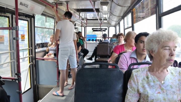 Переполненные автобусы и трамваи Екатеринбурга вычислят с помощью датчиков подсчета пассажиров