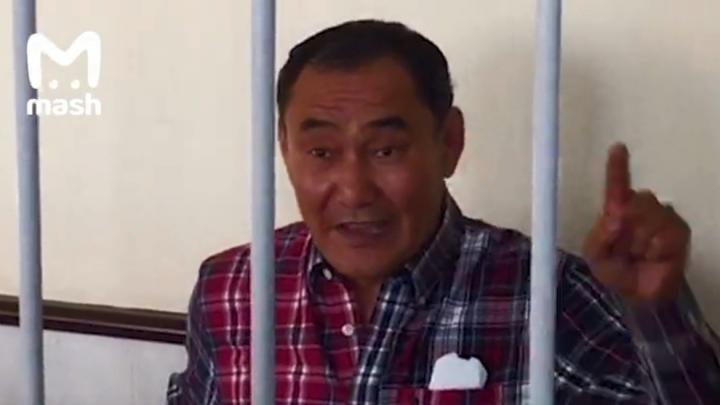 «Кого я посадил, сейчас используют против меня»: Михаил Музраев рассказал о своём задержании — видео