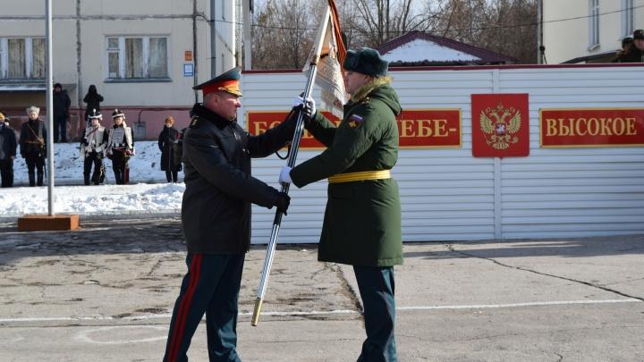 Миротворческая бригада ЦВО из Рощинского получила новое наименование