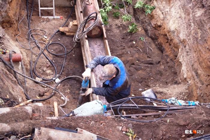 Работать в Рижском переулке будут до февраля