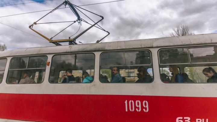 Из-за ремонта Заводского шоссе сократят 5 трамвайных маршрутов