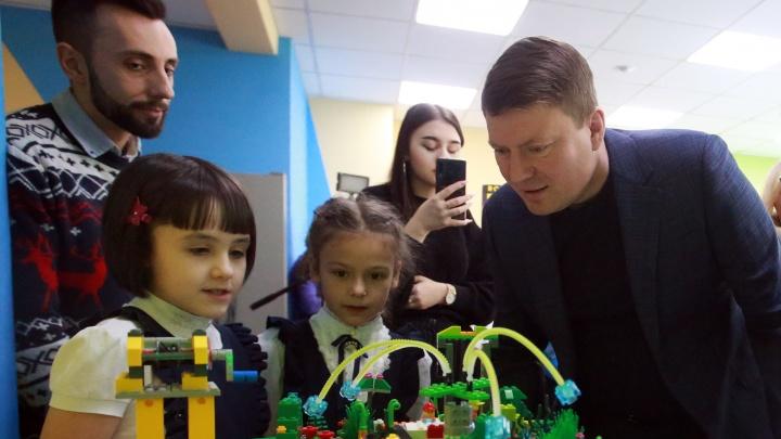 Красноярские школьники придумали, как решить проблему нехватки в городе зелени и парковок