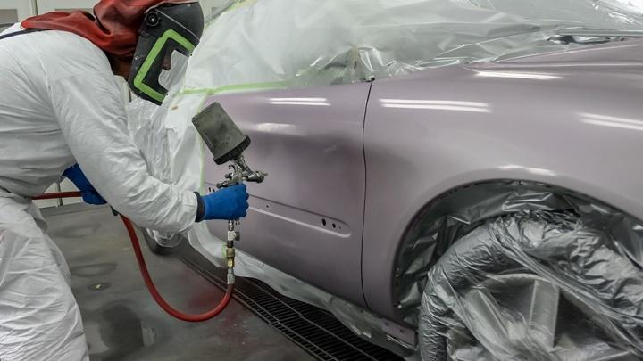 На Сортировке открылся новый профессиональный центр кузовного ремонта: весь сентябрь скидка до 20%