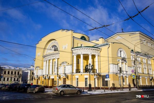 Многие ярославцы очень боятся, что после объединения учреждений культуры город потеряет бренд первого русского театра