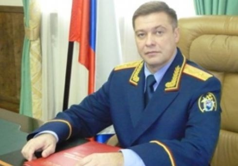 Президент Путин назначил главного следователя Красноярского края
