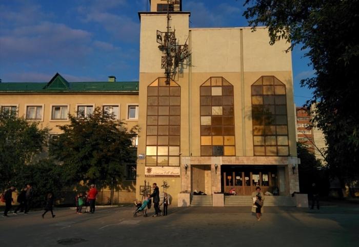 Случай произошел в лицее имени Дягилева