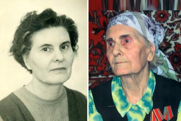 Александра Петровна почти 40 лет проработала в школе