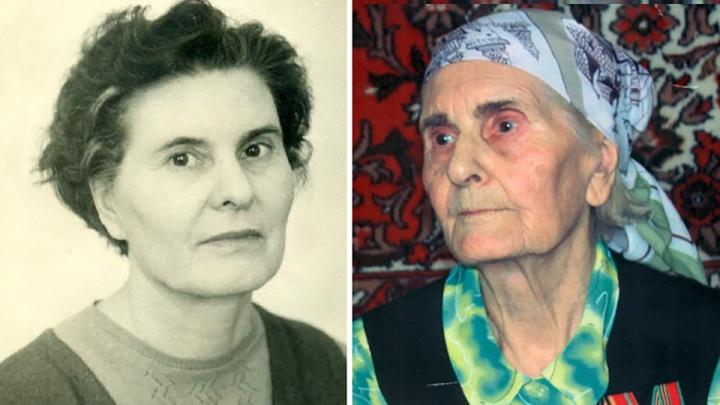 Старейшая учительница Красноярска отметила 100-летие и рассказала о работе в школе во время войны