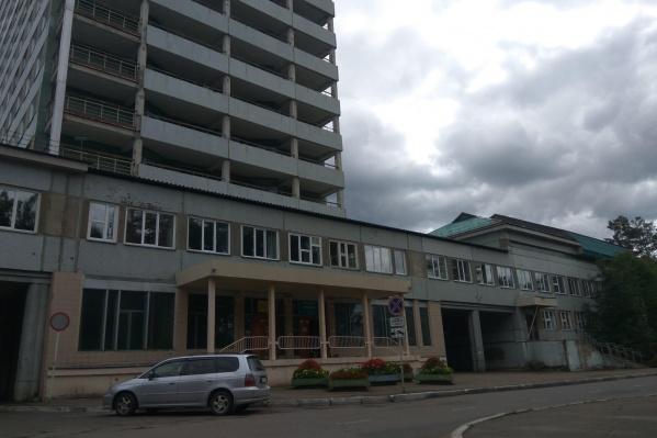 Железногорская больница № 51