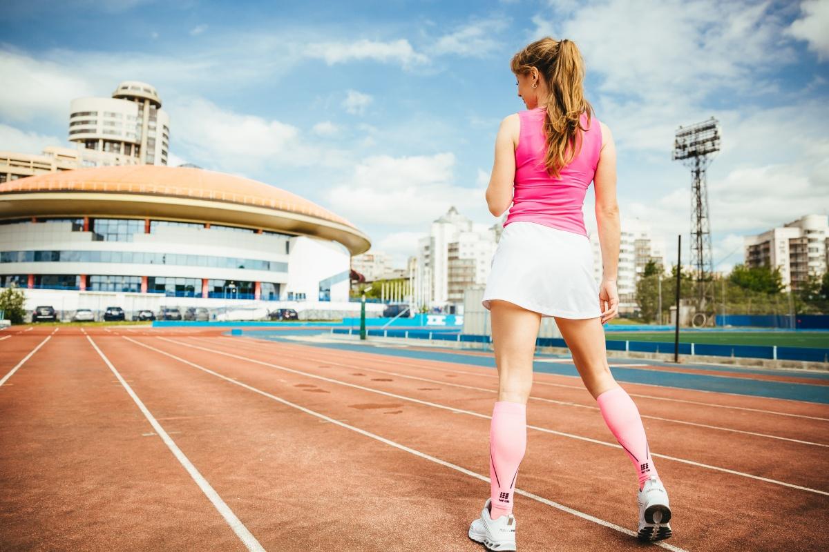 Своим примером Настя вдохновила на спорт многих друзей