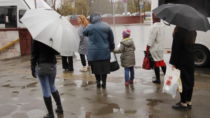 Завтра в Омске начнётся трёхдневный дождь