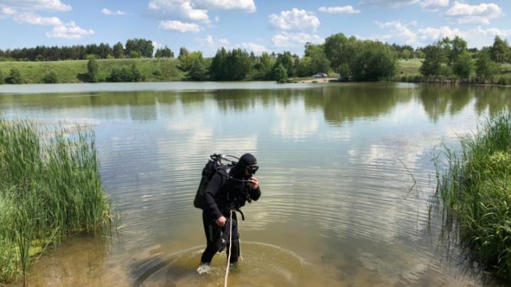 В пруду под Самарой утонул 12-летний мальчик