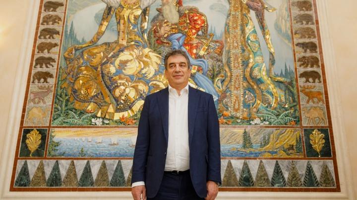 Известный российский врач и бизнесмен посетил сибирские «Сандуны»