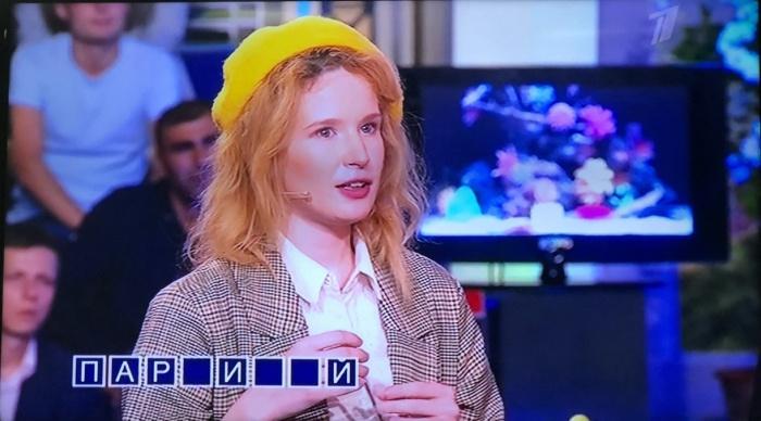 Лиза смогла дойти до финала