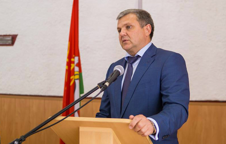 Место председателя Ярославской областной думы занял бывший глава Ростовского района Алексей Константинов