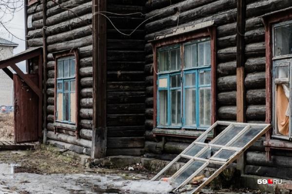 Ветхие дома отремонтируют за счет бюджета края и средств собственников