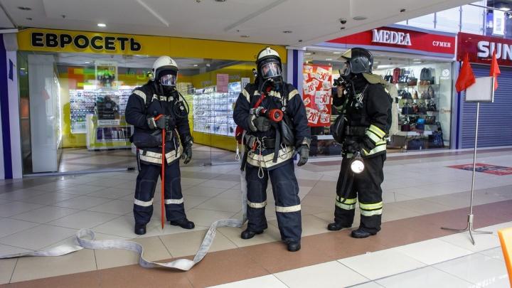 В Волгограде эвакуируют посетителей ТРК «Семь звёзд»