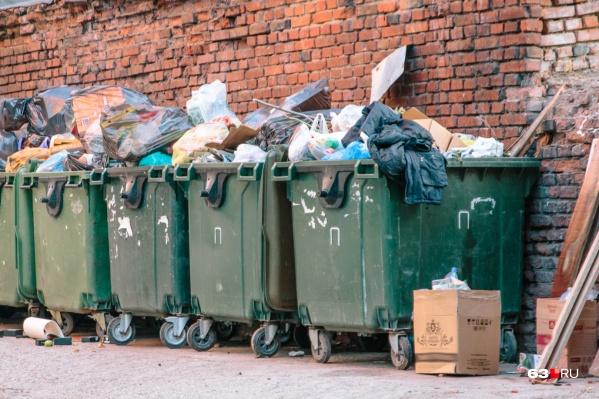 Предстоит утрясти еще много мусорных вопросов