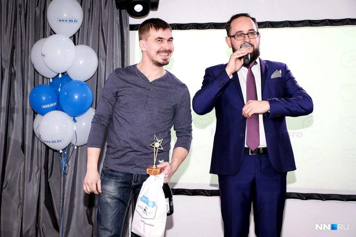 Победитель «Строительного форума» Дед Банзай. За него проголосовало рекордное количество пользователей (для этого форума) — 301!Благодаря широкой PR-кампании :)