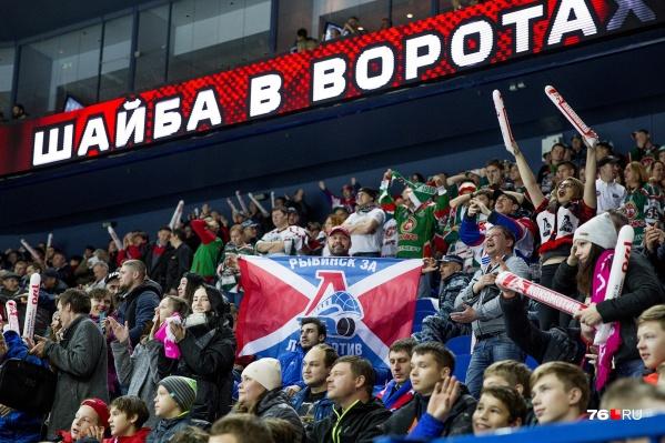 «Локомотив» вырвал волевую победу у петербургского СКА в дополнительное время