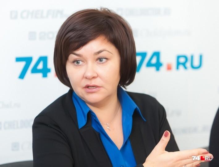 На предыдущем заседании суд вызвал Наталью Горлову в качестве свидетеля
