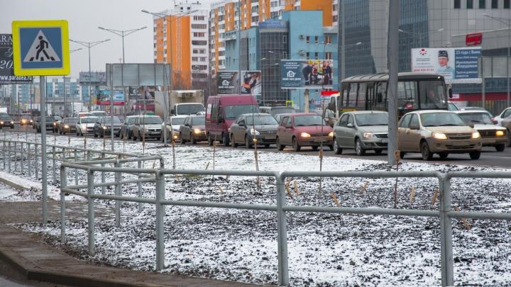 Минтранс хочет вернуть часть денег за реконструкцию Московского шоссе