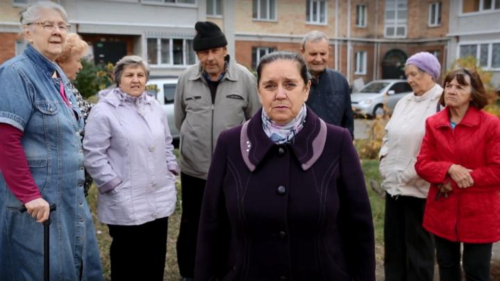 Омские пенсионеры записали видеообращение к президенту — они пожаловались на вонь от свалки