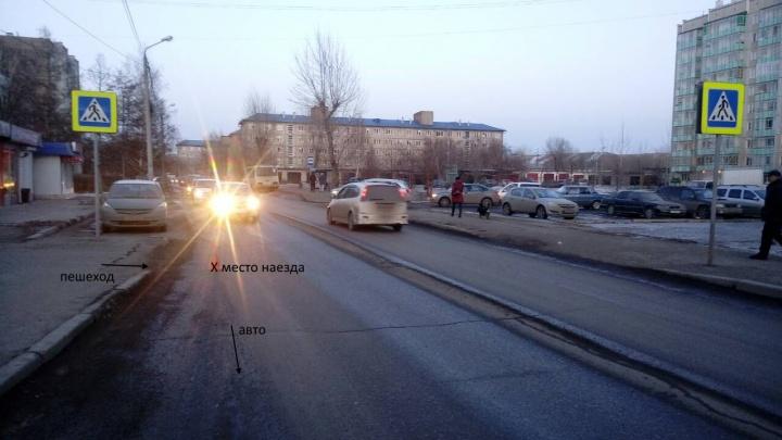 Водитель сбил подростка на «зебре» и уехал, услышав отказ подвезти: теперь его ищет ГИБДД